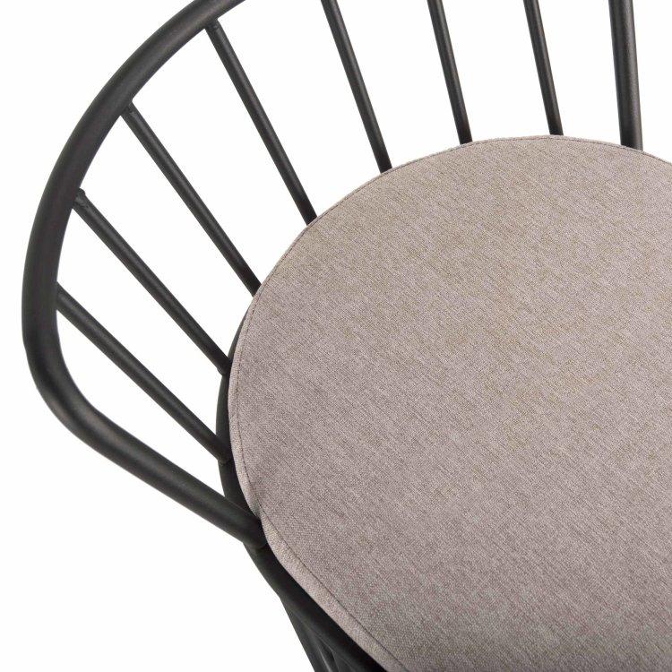 Barska stolica Lennon s detaljem materijala
