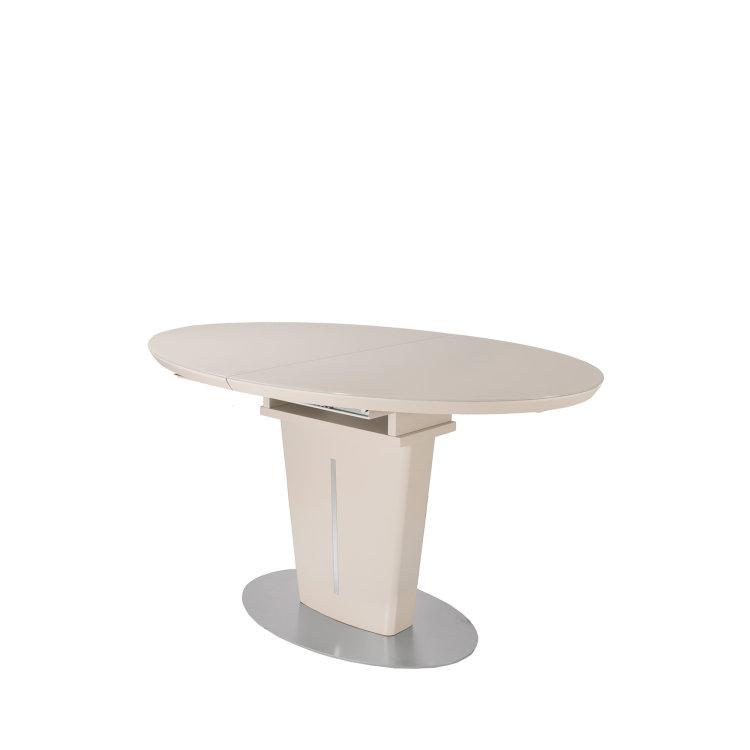 bijeli stol louis s postoljem