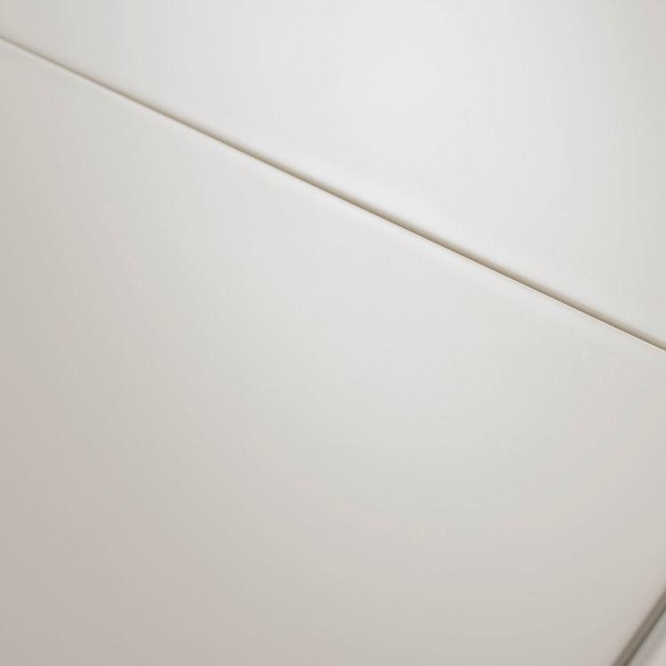 bijeli stol louis s postoljem uvećani prikaz