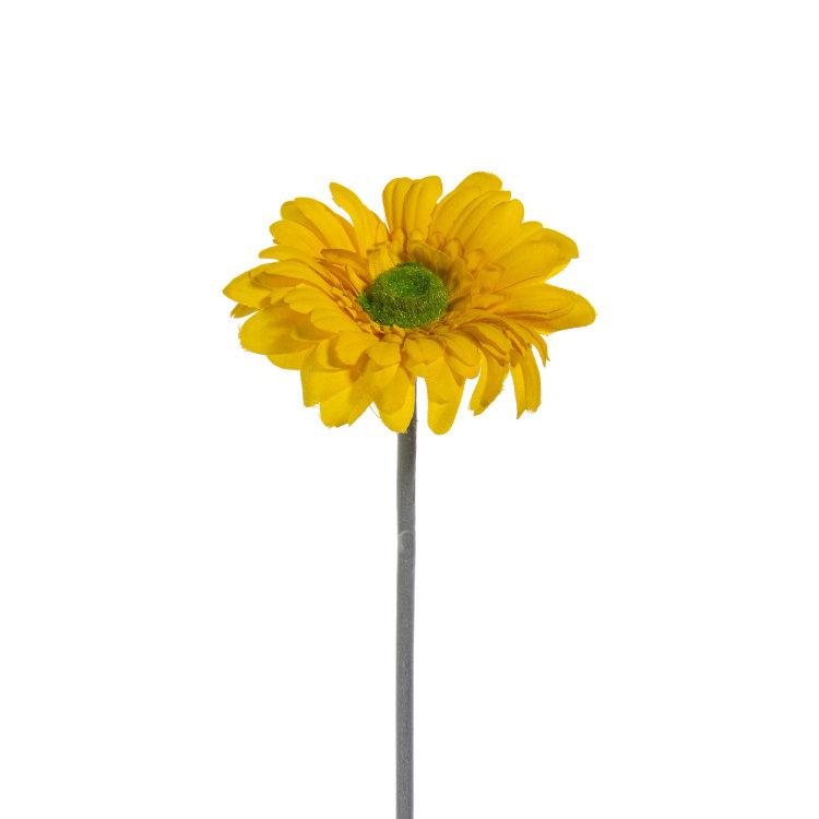 žuti cvijet dekoracija