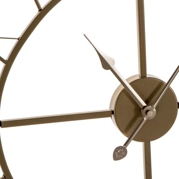 zidni sat Gregor detalj