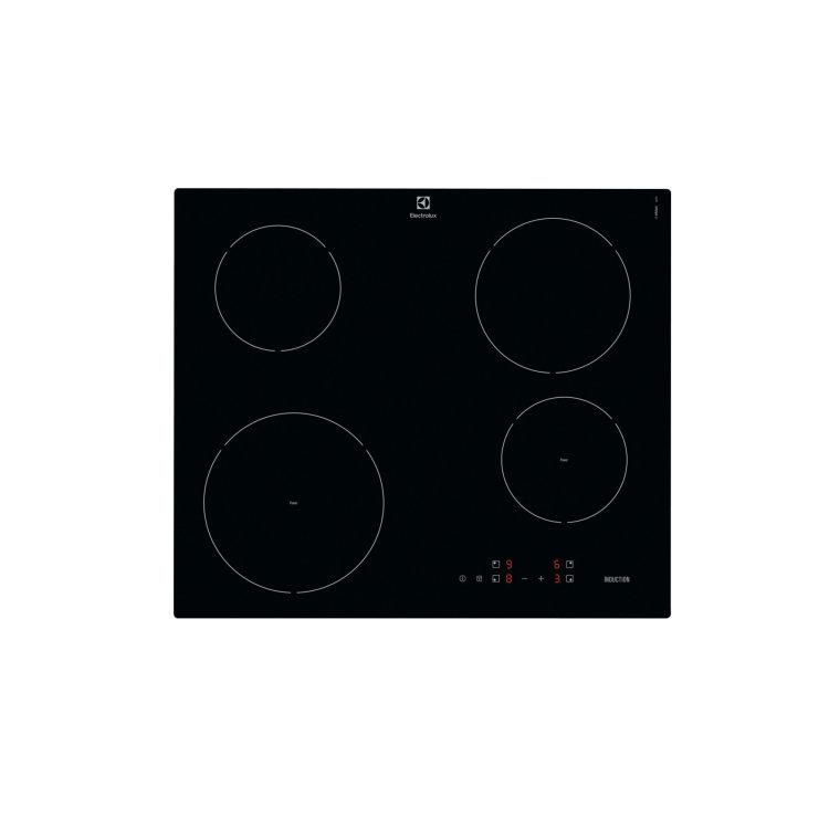 ploča Electrolux EHH624OISK slikana s gornje strane