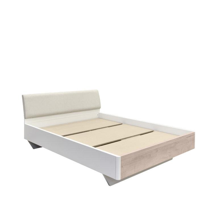 krevet Kaliopa slikan na bijeloj pozadini