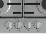 ploča Gorenje GE680X detalj kotačića za upravljanje