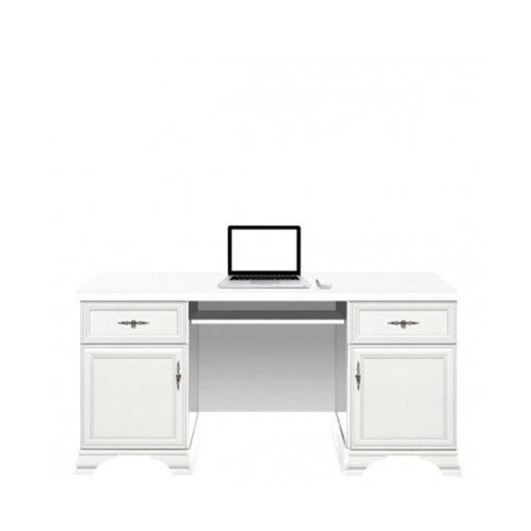 kompjuterski stol Kentaki slikan s prednje strane na bijeloj pozadini