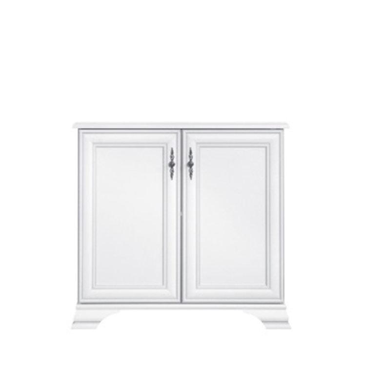 komoda Kentaki 2V slikana s prednje strane na bijeloj pozadini