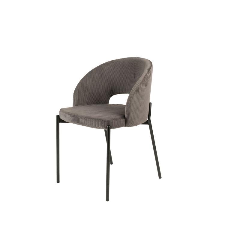 siva stolica lijeci kadrat