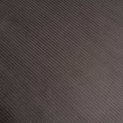 rebrasta tkanina sive boje