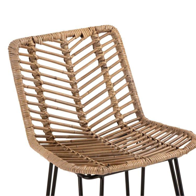 Barska stolica Taormina s detaljem sjedišta