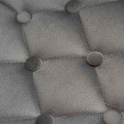 Barska stolica Sharp s detaljem materijala sjedišta