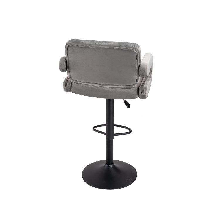 Barska stolica Sharp slikana sa stražnje lijeve strane