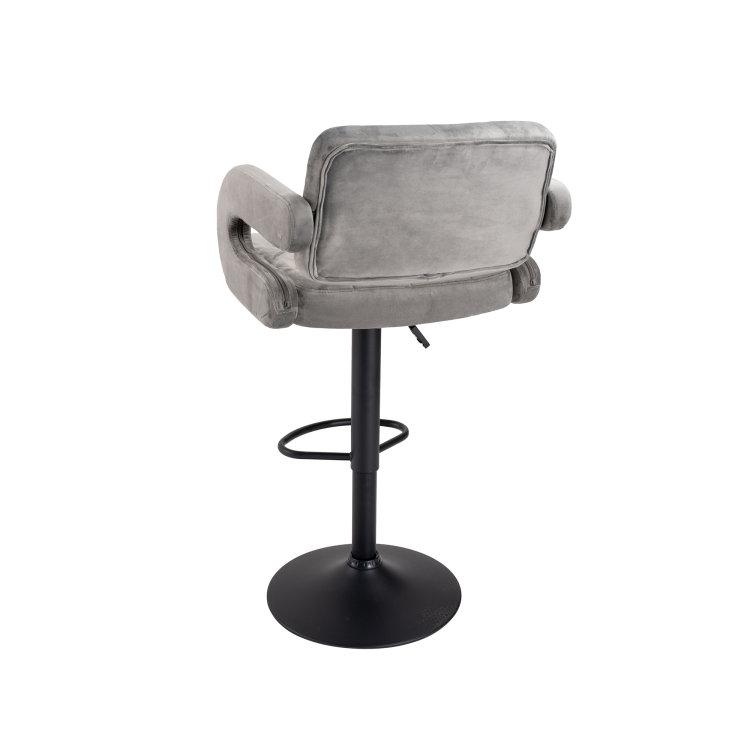 Barska stolica Sharp slikana sa stražnje desne strane