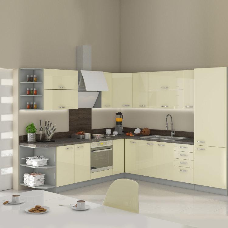 modularna kuhinja Karmen potpuno opremljena velika
