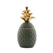 porculanski spremnik u obliku ananasa