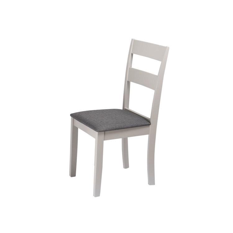set stol i stolice bijele stolica slikana s desne strane
